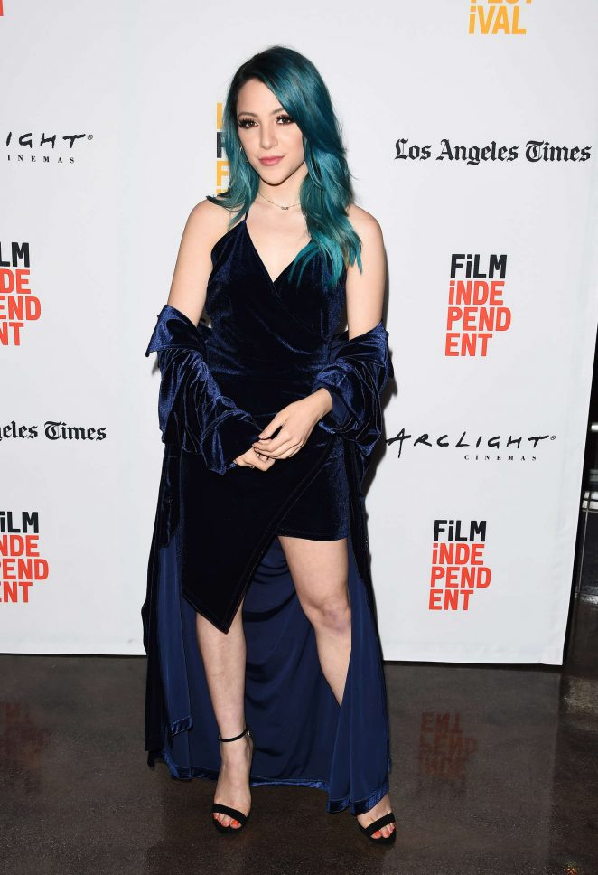 Niki DeMartino: LA Film Festival You Get Me Premiere -06