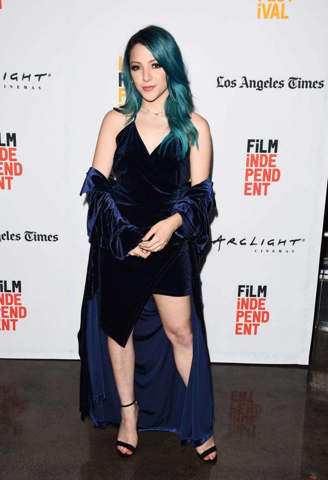 Niki DeMartino: LA Film Festival You Get Me Premiere -06