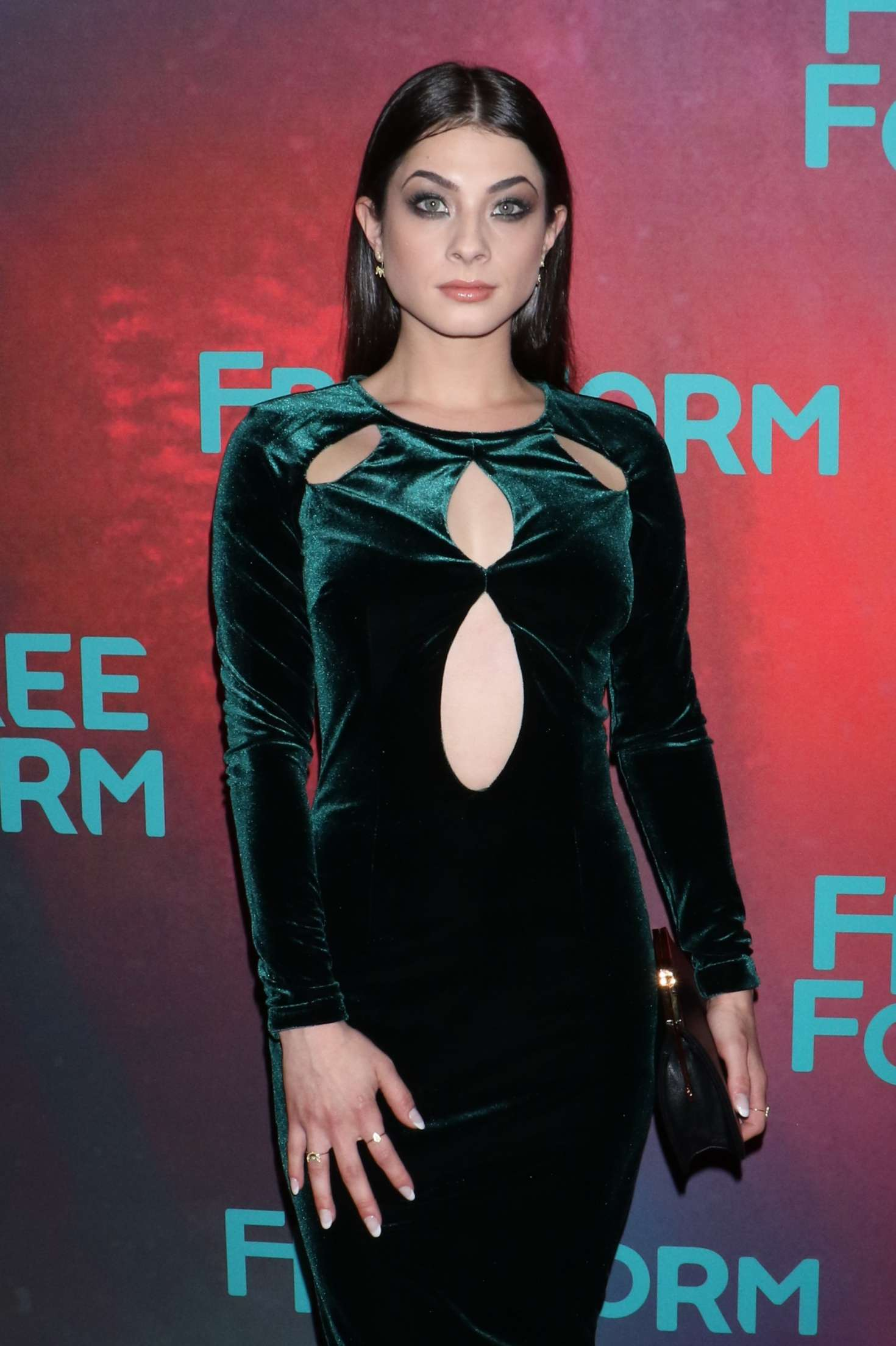 Niki Koss - 2017 Freeform Upfront in New York
