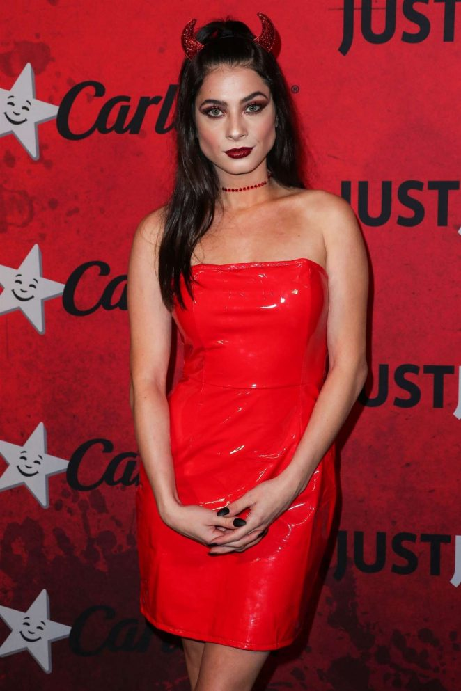 Niki Koss - Just Jared's 7th Annual Halloween Party in LA