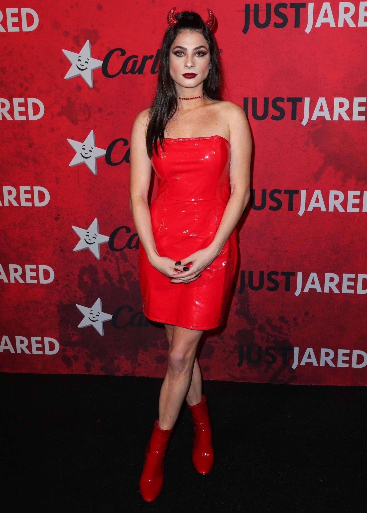 Niki Koss 2018 : Niki Koss: Just Jareds 7th Annual Halloween Party -06