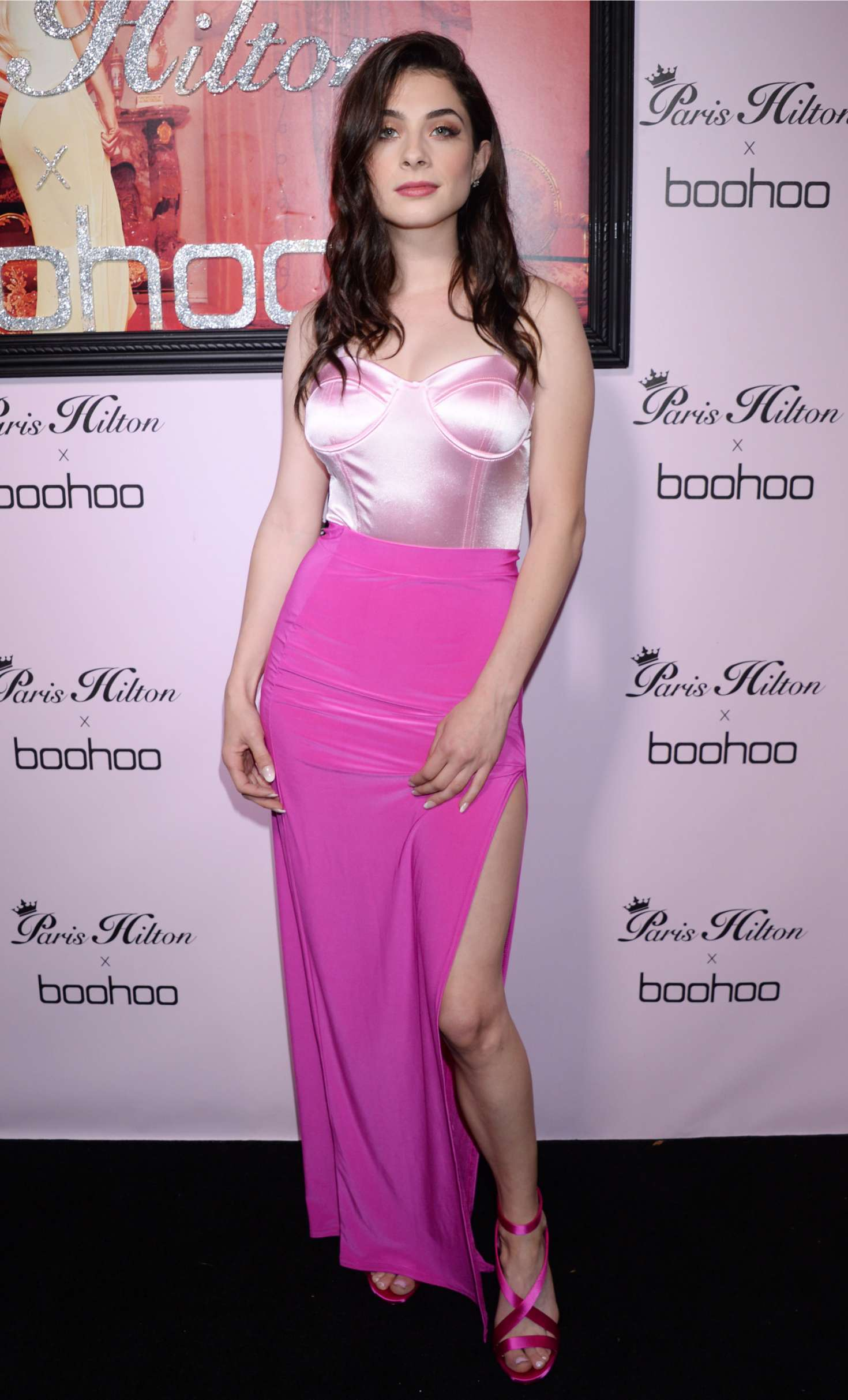 Niki Koss - Paris Hilton x boohoo Official Launch Party in West Hollywood