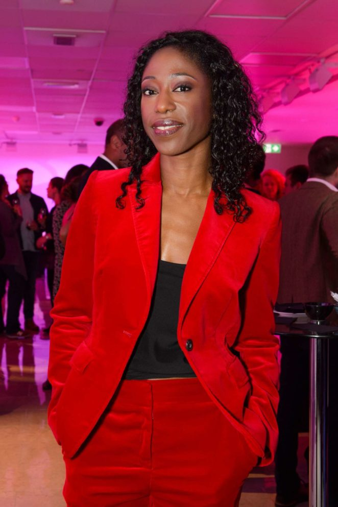 Nikki Amuka-Bird - 'The Lady From the Sea' Press Night in London