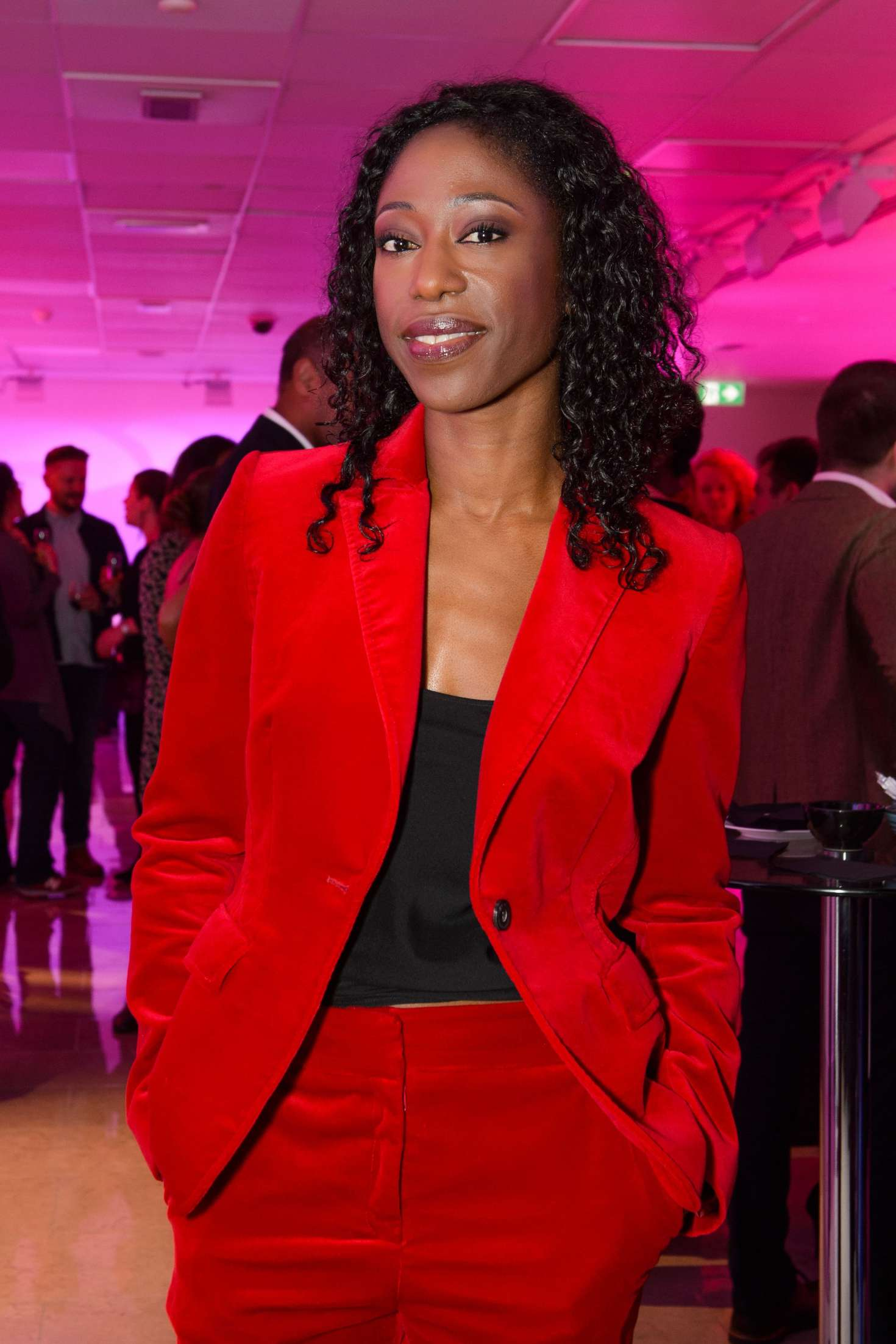 Nikki Amuka-Bird Nikki Amuka-Bird new pictures