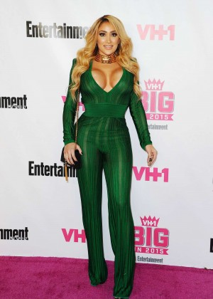 Nikki Baby - VH1 Big in 2015 With Entertainment Weekly Awards in LA