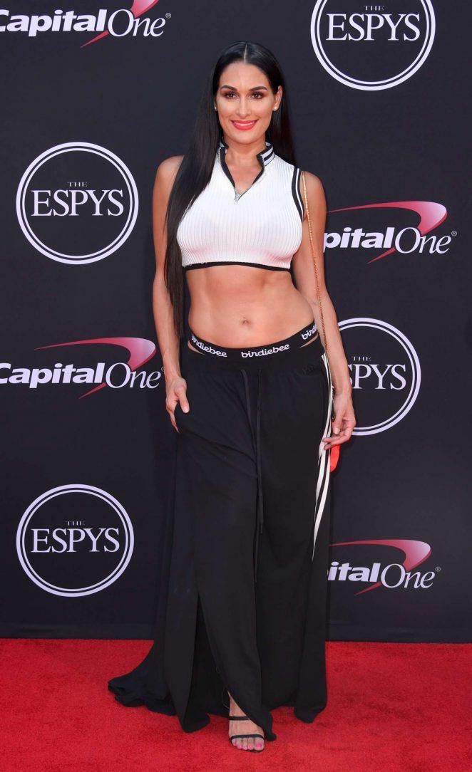 Nikki Bella - 2017 ESPY Awards in Los Angeles