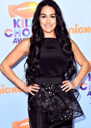 Nikki Bella - 2017 Nickelodeon Kids' Choice Awards in LA