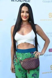 Nikki Bella - 34th Annual Cedars-Sinai Sports Spectacular Gala in Los Angeles
