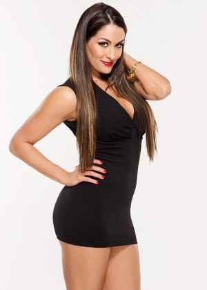 Nikki Bella - Fearless Nikki Photoshoot 2015