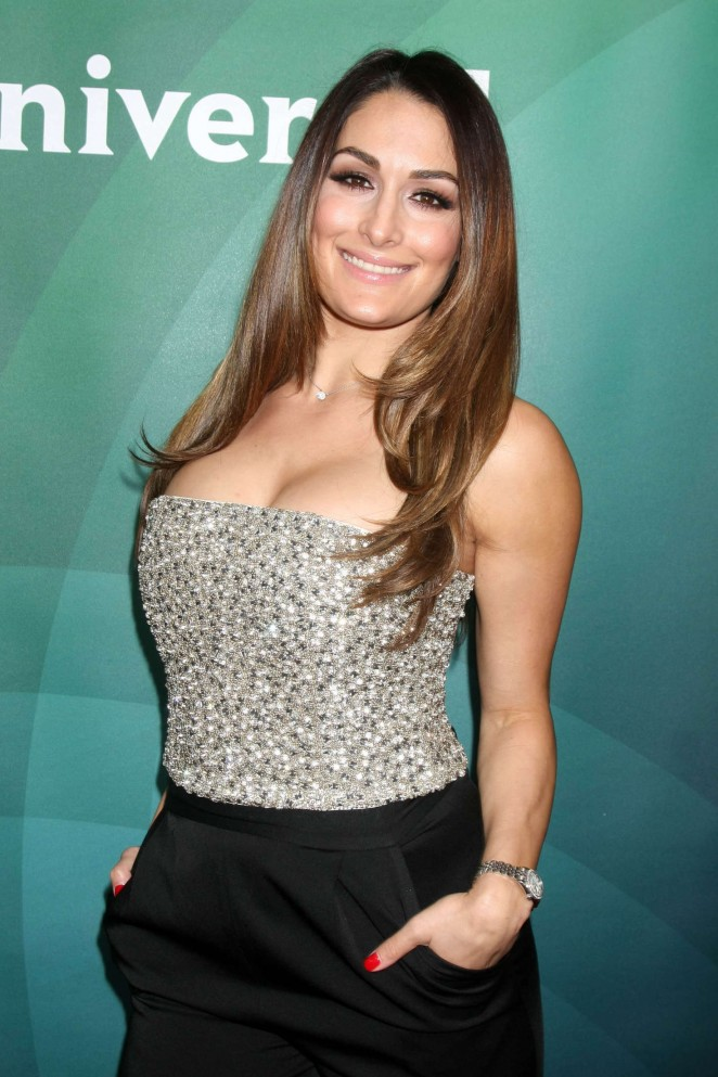 Nikki Bella - NBC Universal Winter Press Tour 2016 in Pasadena