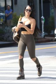 Nikki Bella - Out in Los Angeles