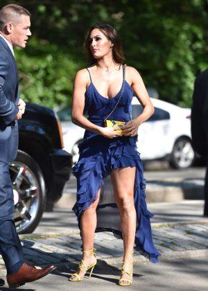 Nikki Bella out in Manhattan