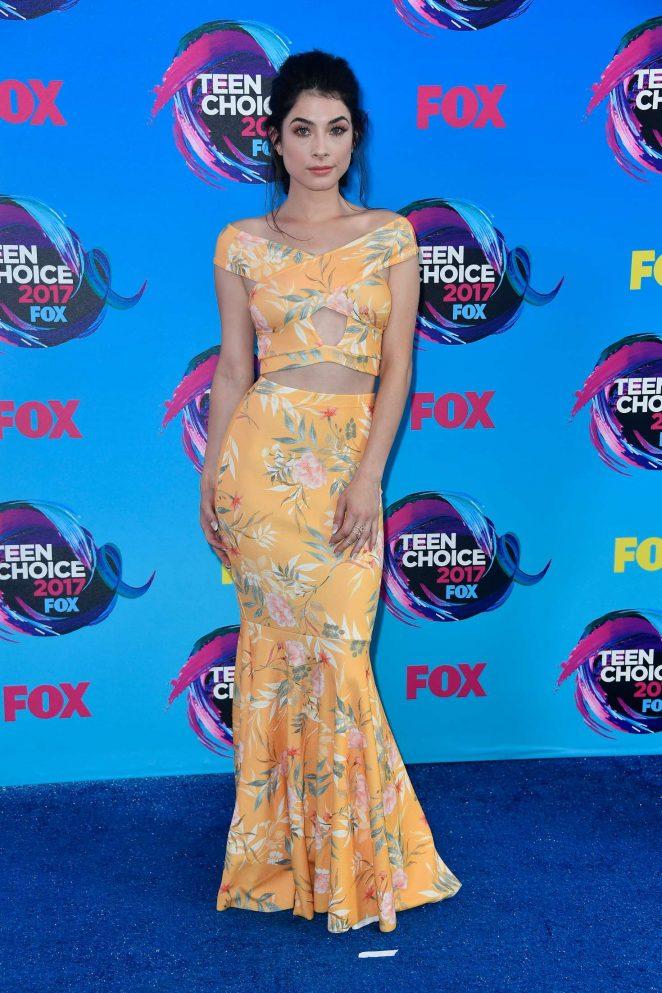 Nikki Koss - 2017 Teen Choice Awards in Los Angeles
