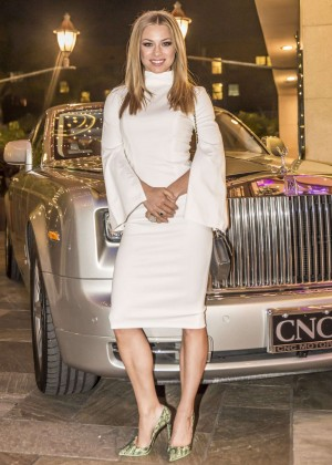 Nikki Leigh at Smash Global III Black Tie Gala in LA