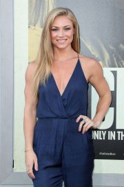 Nikki Leigh - 'The Kitchen' Premiere in Los Angeles