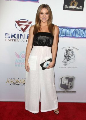 Nikki Leigh - 'You Can't Have It' Premiere in Hollywood