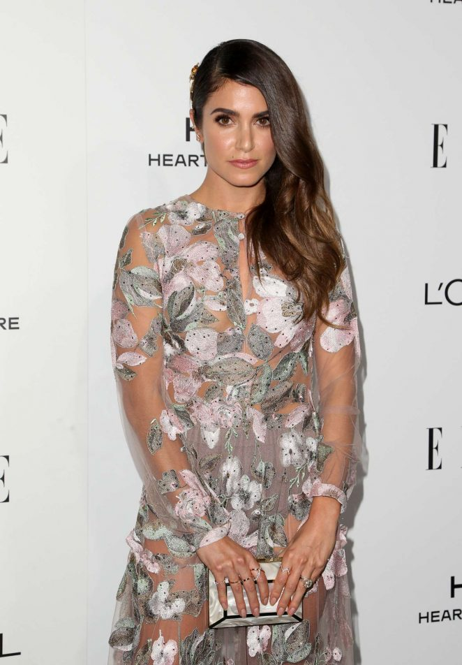 Nikki Reed - 2016 ELLE Women in Hollywood Awards in Los Angeles