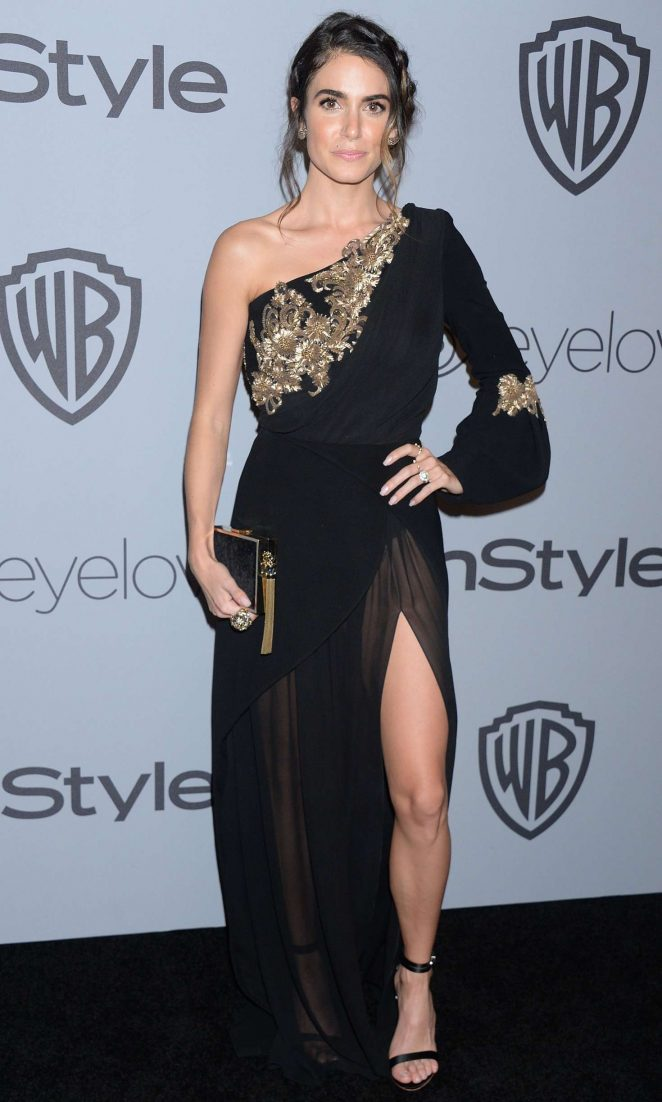 Nikki Reed: 2018 InStyle and Warner Bros Golden Globes After Party -04