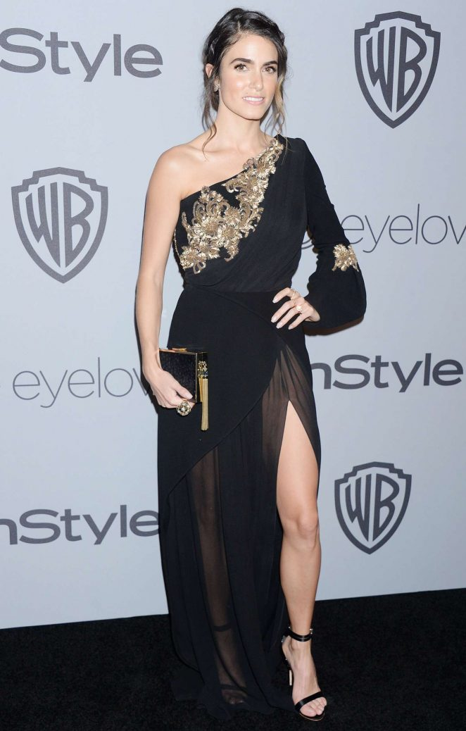 Nikki Reed: 2018 InStyle and Warner Bros Golden Globes After Party -07