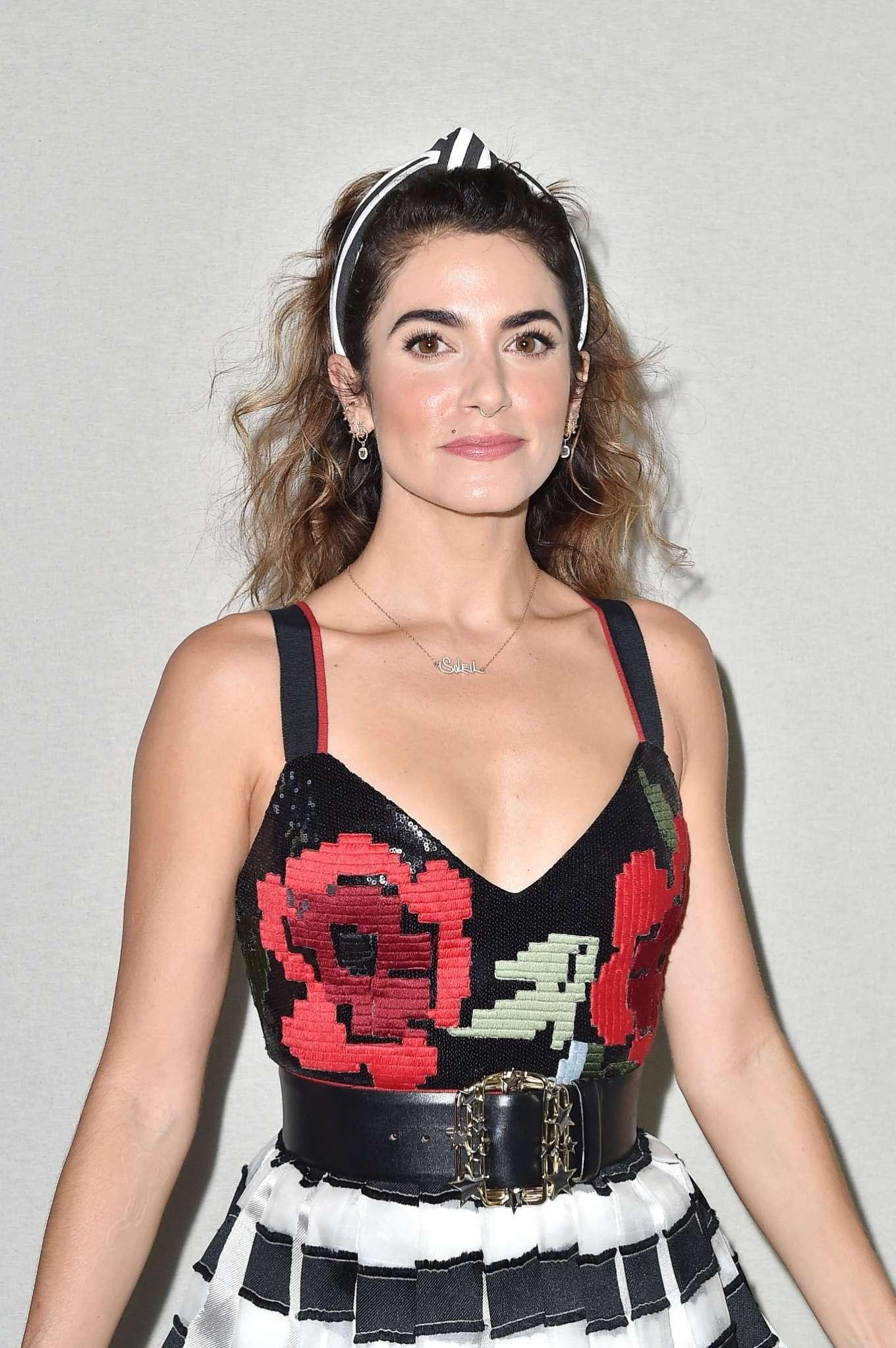 Nikki Reed 2019 : Nikki Reed – 2019 Paris Fashion Week – Elie Saab Haute Couture Fall-Winter-09