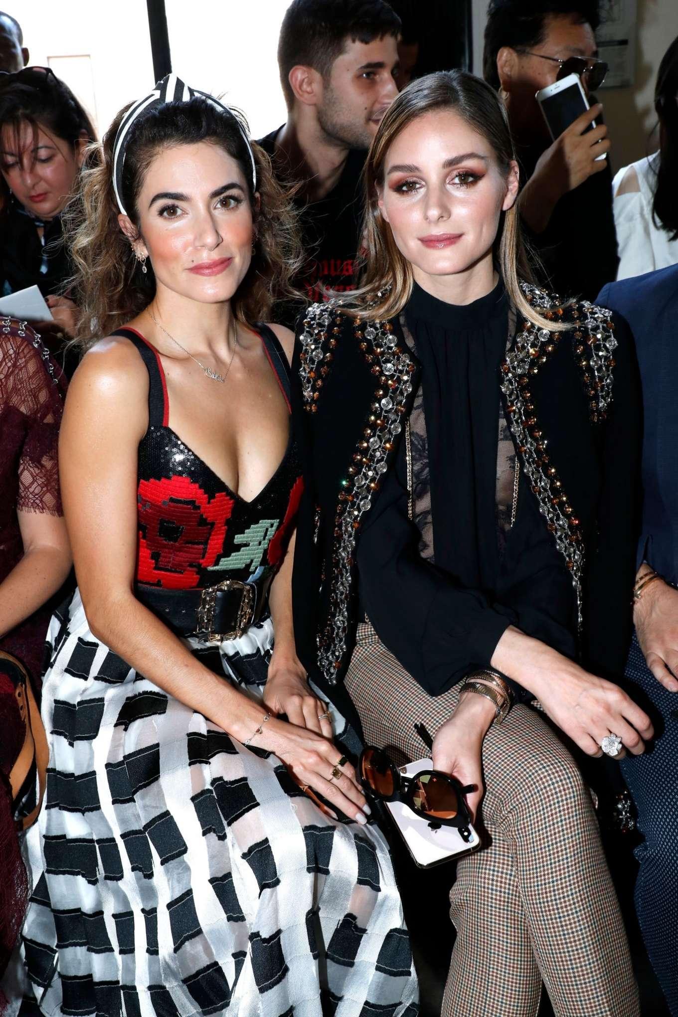 Nikki Reed 2019 : Nikki Reed – 2019 Paris Fashion Week – Elie Saab Haute Couture Fall-Winter-16