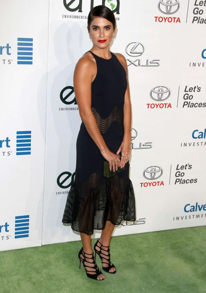 Nikki Reed - 26th Annual EMA Awards in Burbank