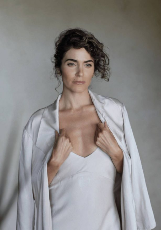 Nikki Reed - Bayou With Love 2020 Loungewear Collection photoshoot