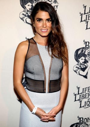 Nikki Reed - Bonnie Rose Tennessee White Whiskey Launch in Nashville