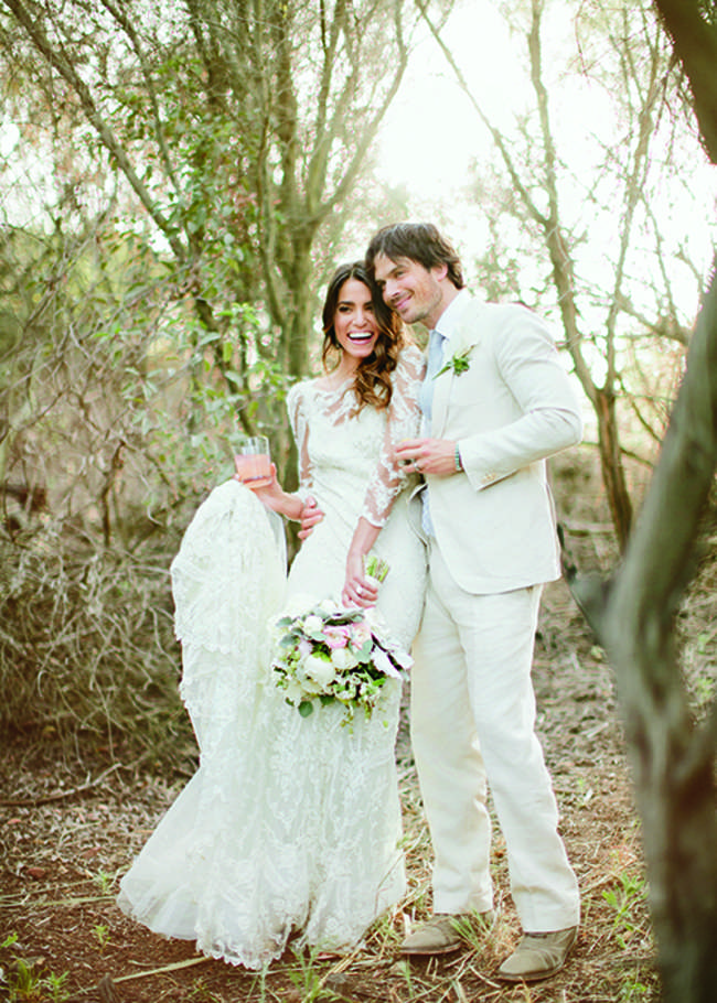 Nikki Reed – Brides Magazine (October/November 2015)