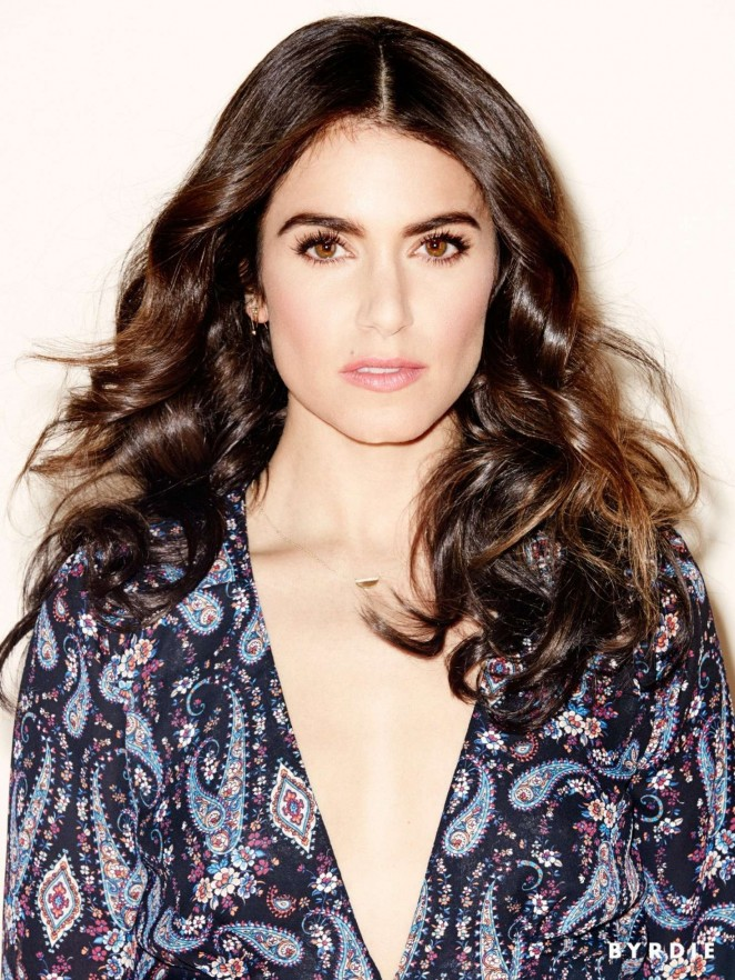 Nikki Reed - Byrdie Beauty Shoot (February 2016)