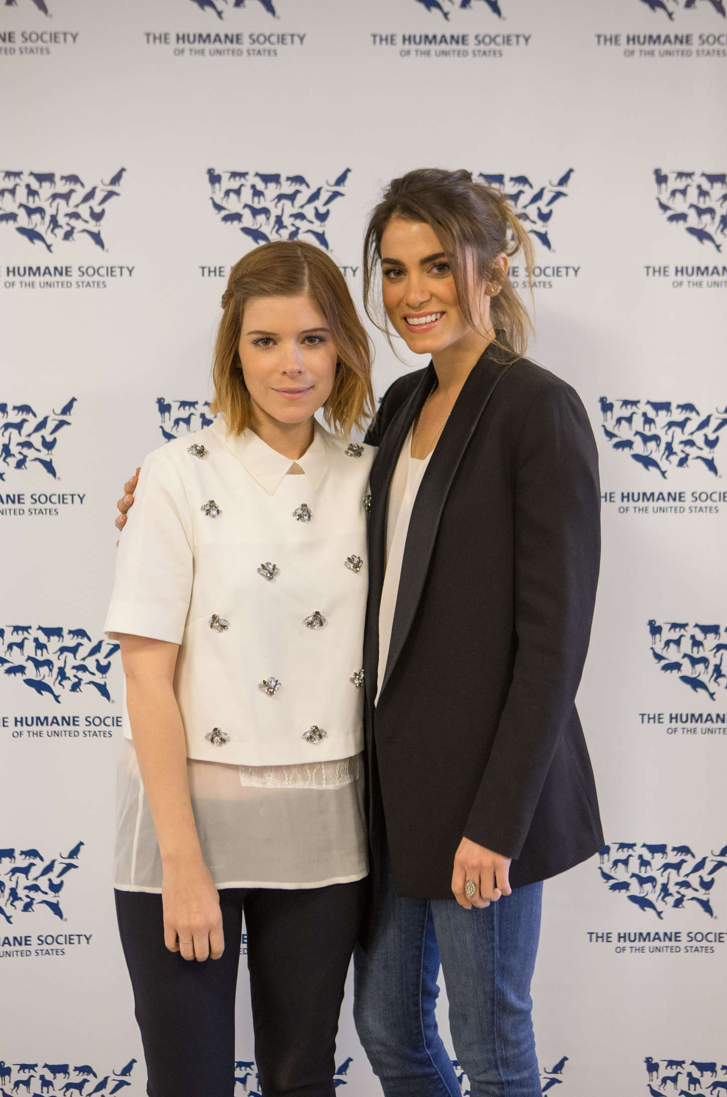 Nikki Reed - Humane Society of the United States in Los Angeles