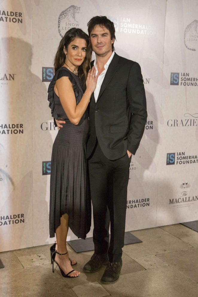 Nikki Reed - Ian Somerhalder Foundation Benefit Gala in Chicago