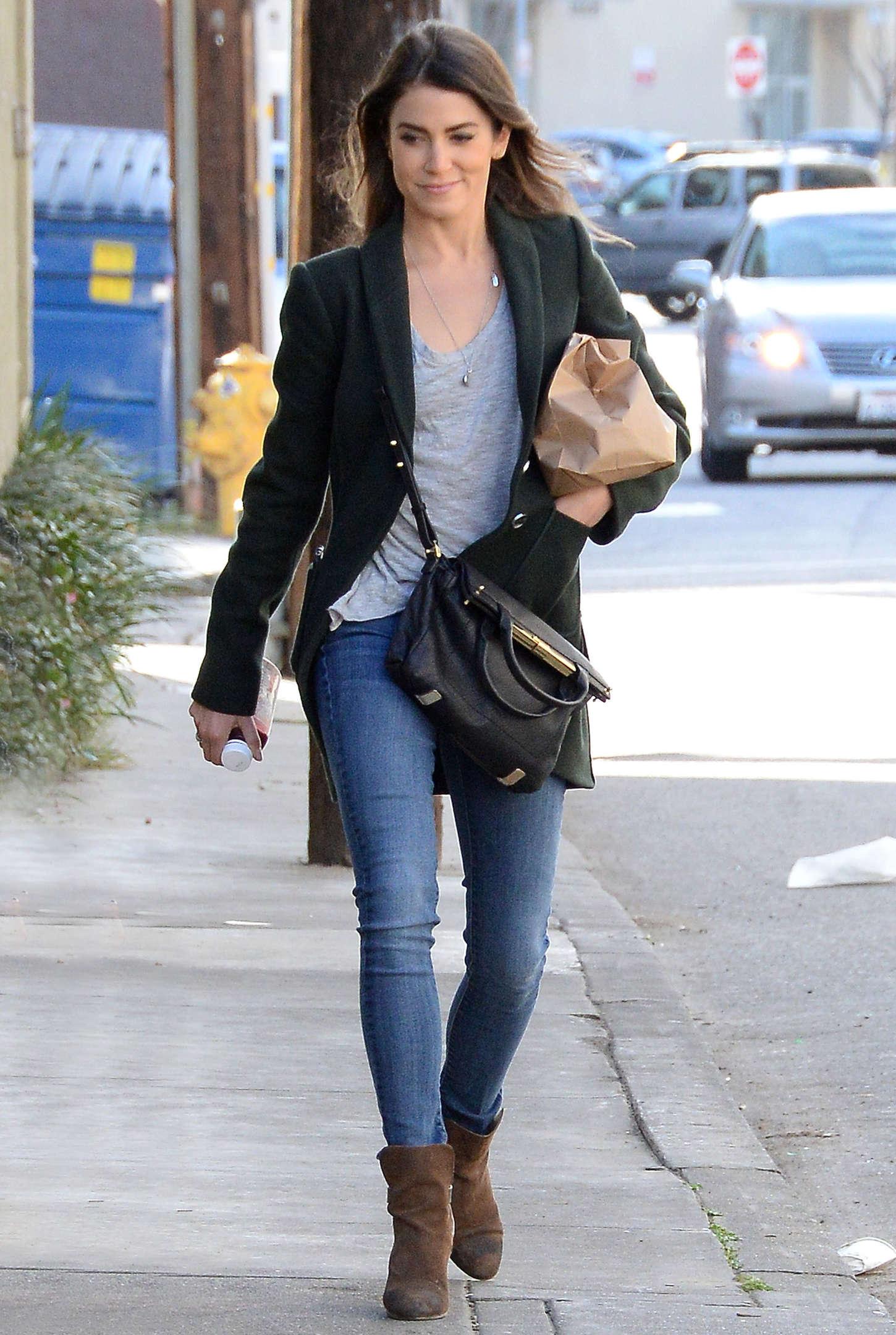 Nikki Reed in Jeans -29 - GotCeleb