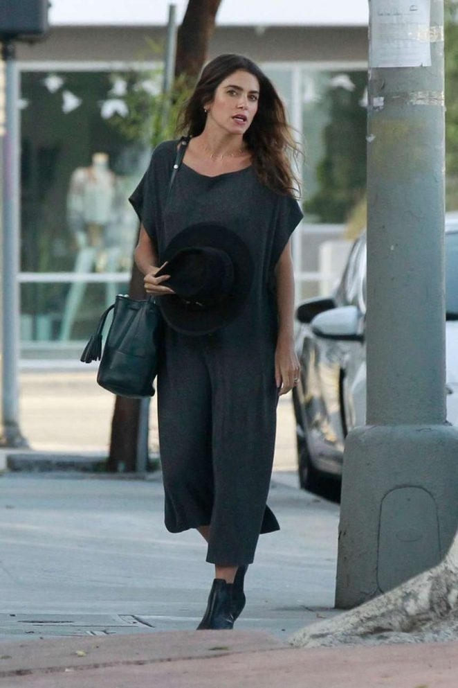 Nikki Reed - Out in Los Angeles