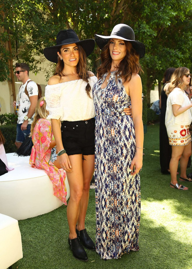 Nikki Reed People Stylewatch And Revolve Fashion And Festival Event 17 Gotceleb