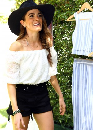 Nikki Reed - People StyleWatch & REVOLVE Fashion and Festival Event in Palm Springs