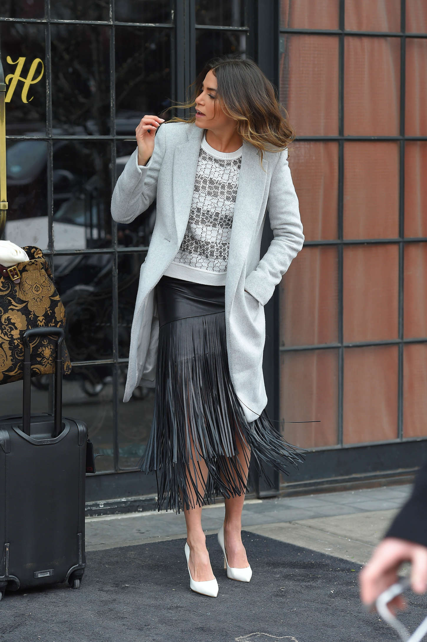 Nikki Reed Style Out In Nyc