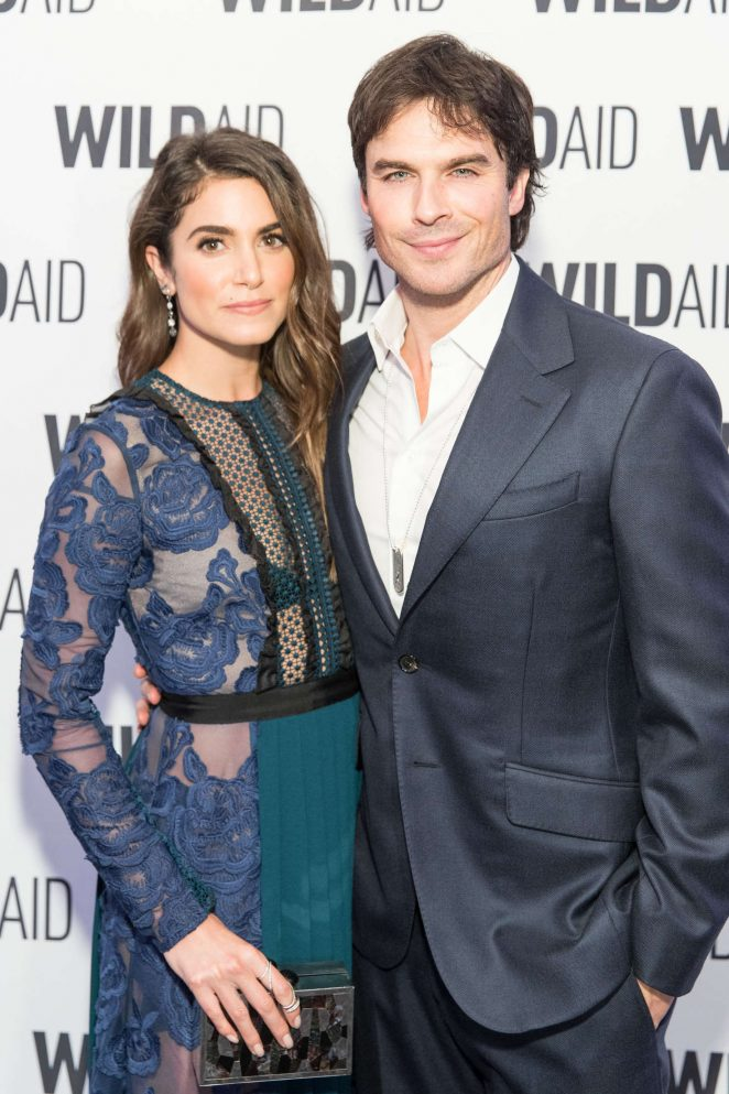 Nikki Reed - WildAid Gala 2016 in San Francisco