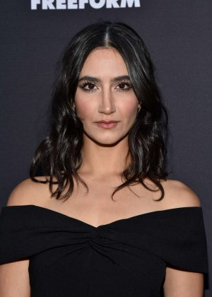 Nikohl Boosheri - Freeform Summit 2018 in Los Angeles