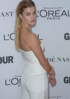 Nina Agdal - 2017 Glamour Women of The Year Awards in NY