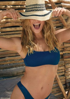 Nina Agdal - Aerie Swimwear Collection 2018 adds