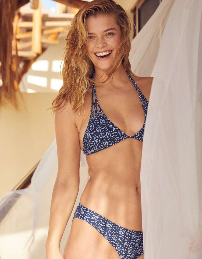 Nina Agdal Aerie Swimwear Collection 2018 Gotceleb