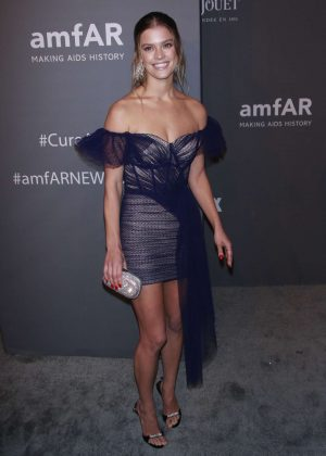 Nina Agdal - amfAR New York Gala 2019 in NYC