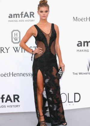 Nina Agdal - amfAR 2015 Cinema Against AIDS Gala in Cannes