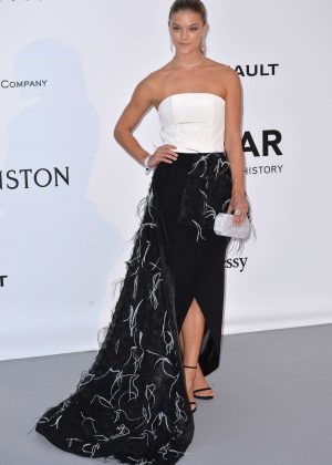 Nina Agdal - amfAR's 23rd Cinema Against AIDS Gala in Antibes