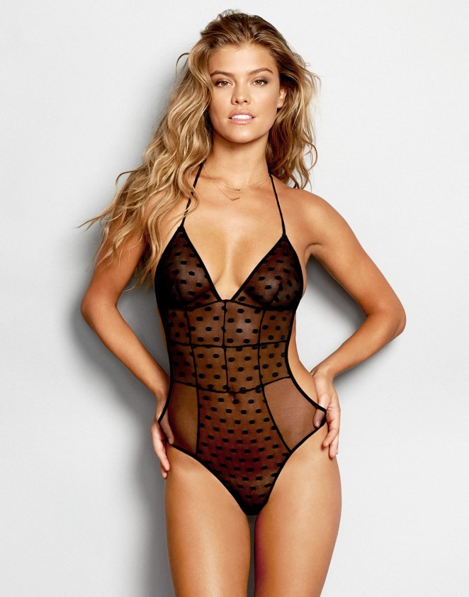 Nina Agdal - Beach Bunny Love House Collection 2015 adds