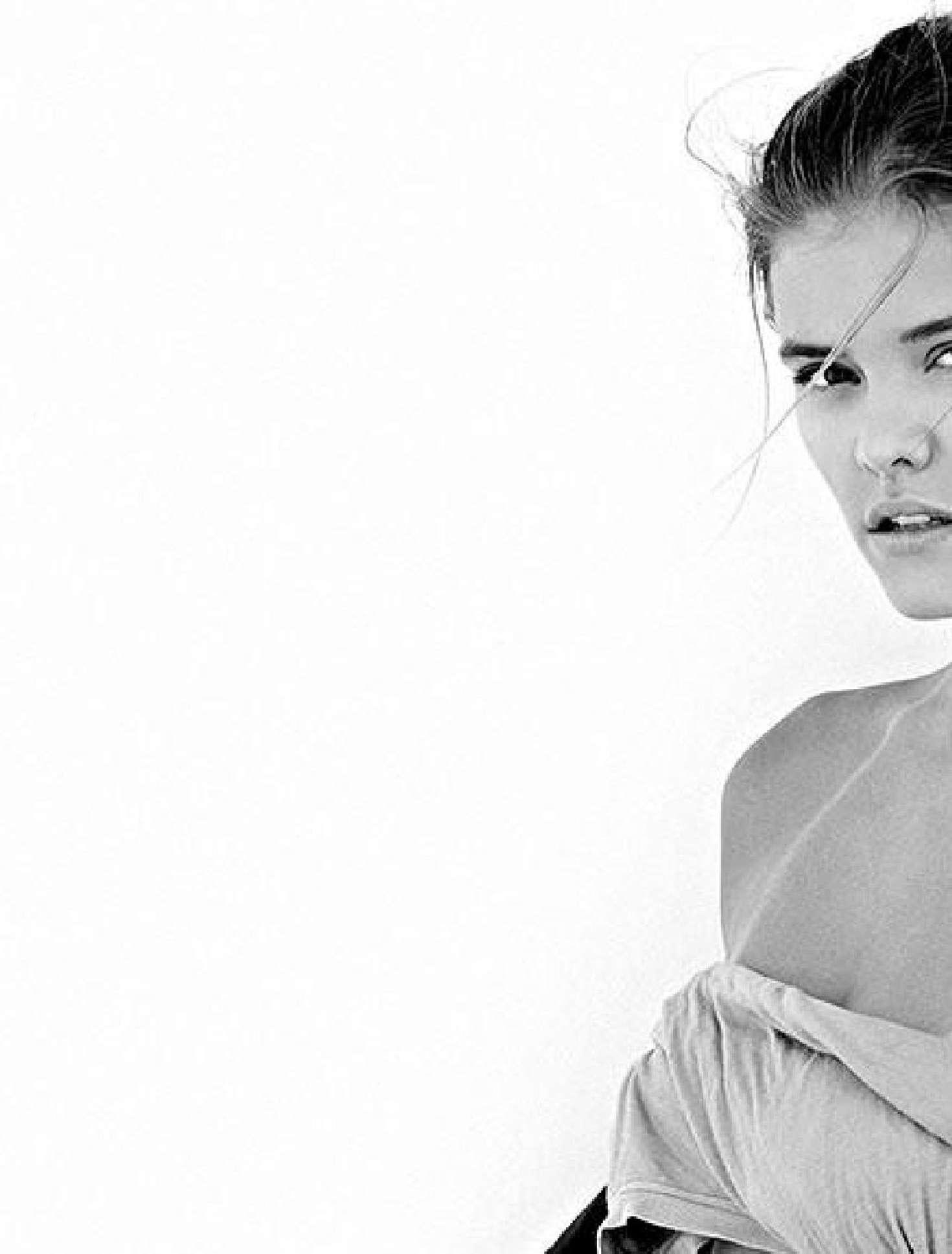 Nina Agdal 2016 : Nina Agdal: BeCool Magazine 2016 -09