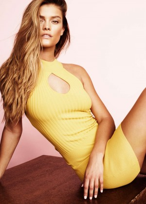 Nina Agdal by Jonas Bresnan Photoshoot 2015