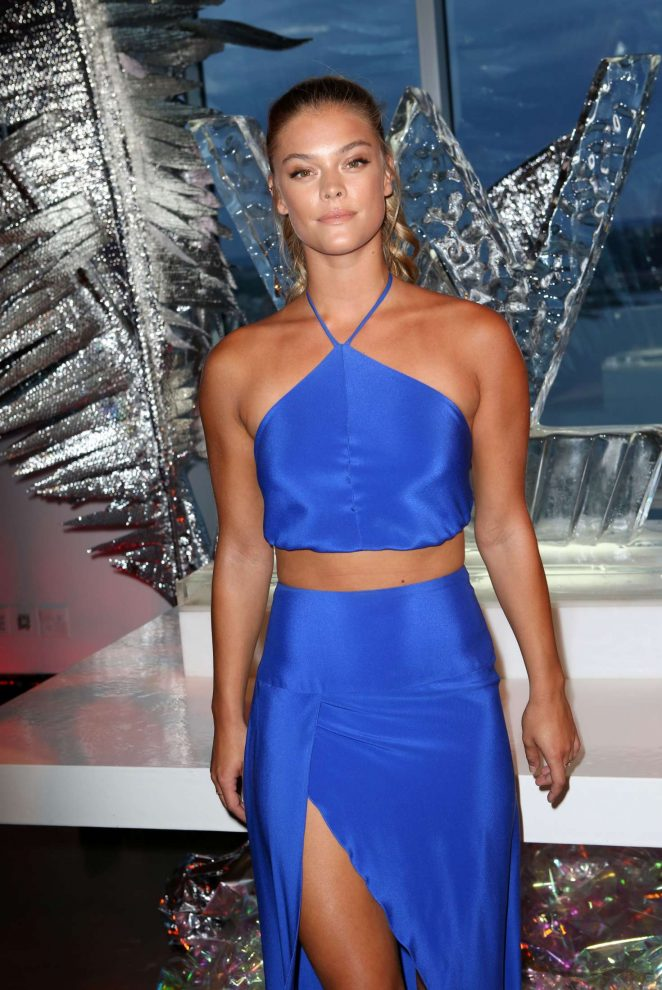 Nina Agdal – Celebrate The Opening Of W Dubai Party in NYC