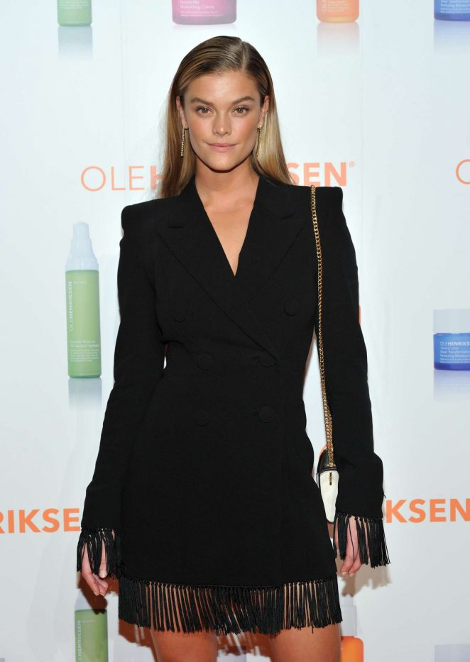 Nina Agdal - Celebration of the Ole Henrikson Collection in New York